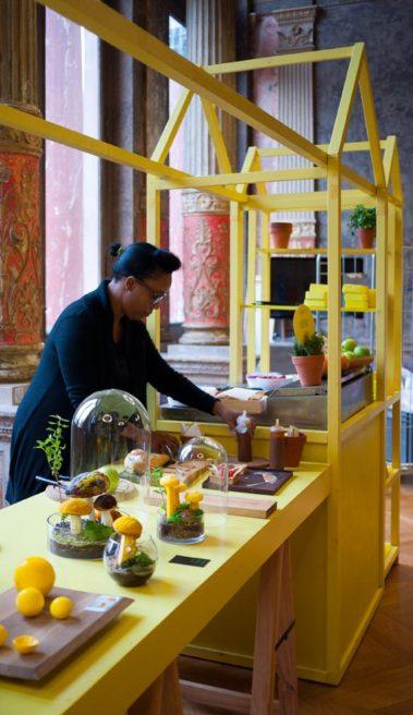 La cabane jaune fooding