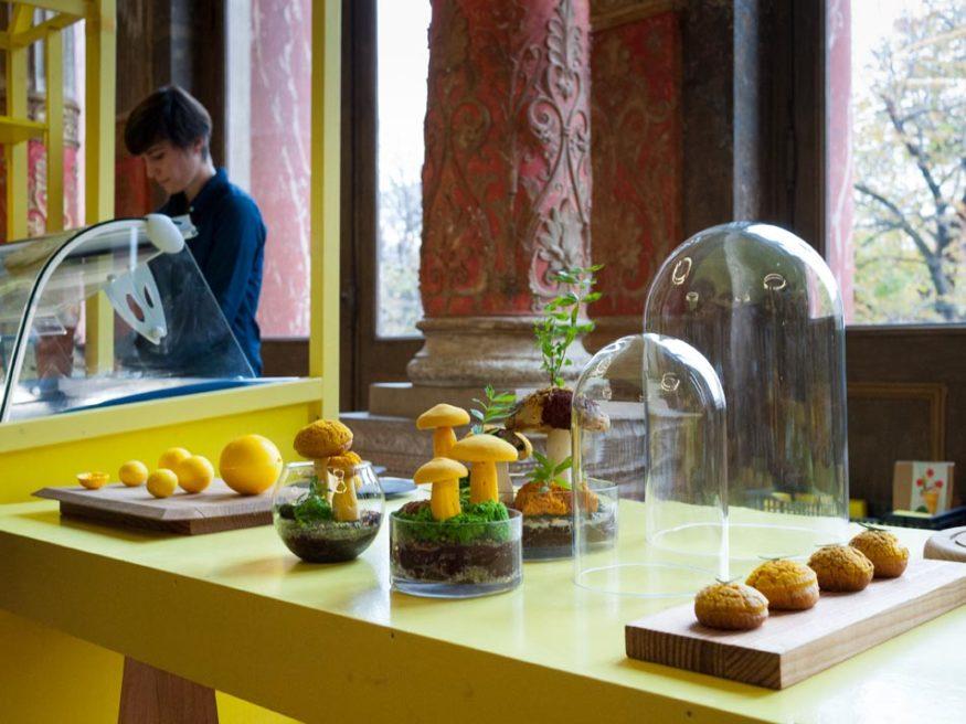fooding : la cabane jaune
