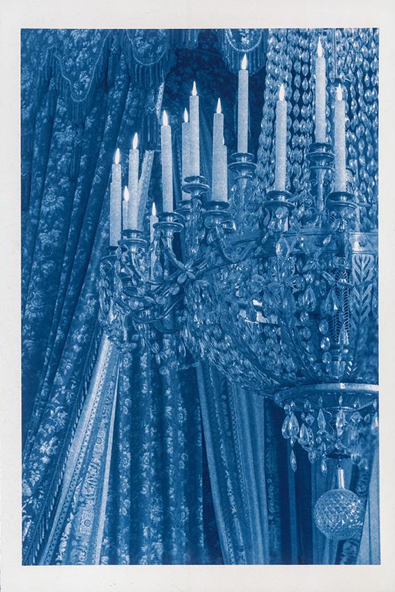 Versailles Bleu