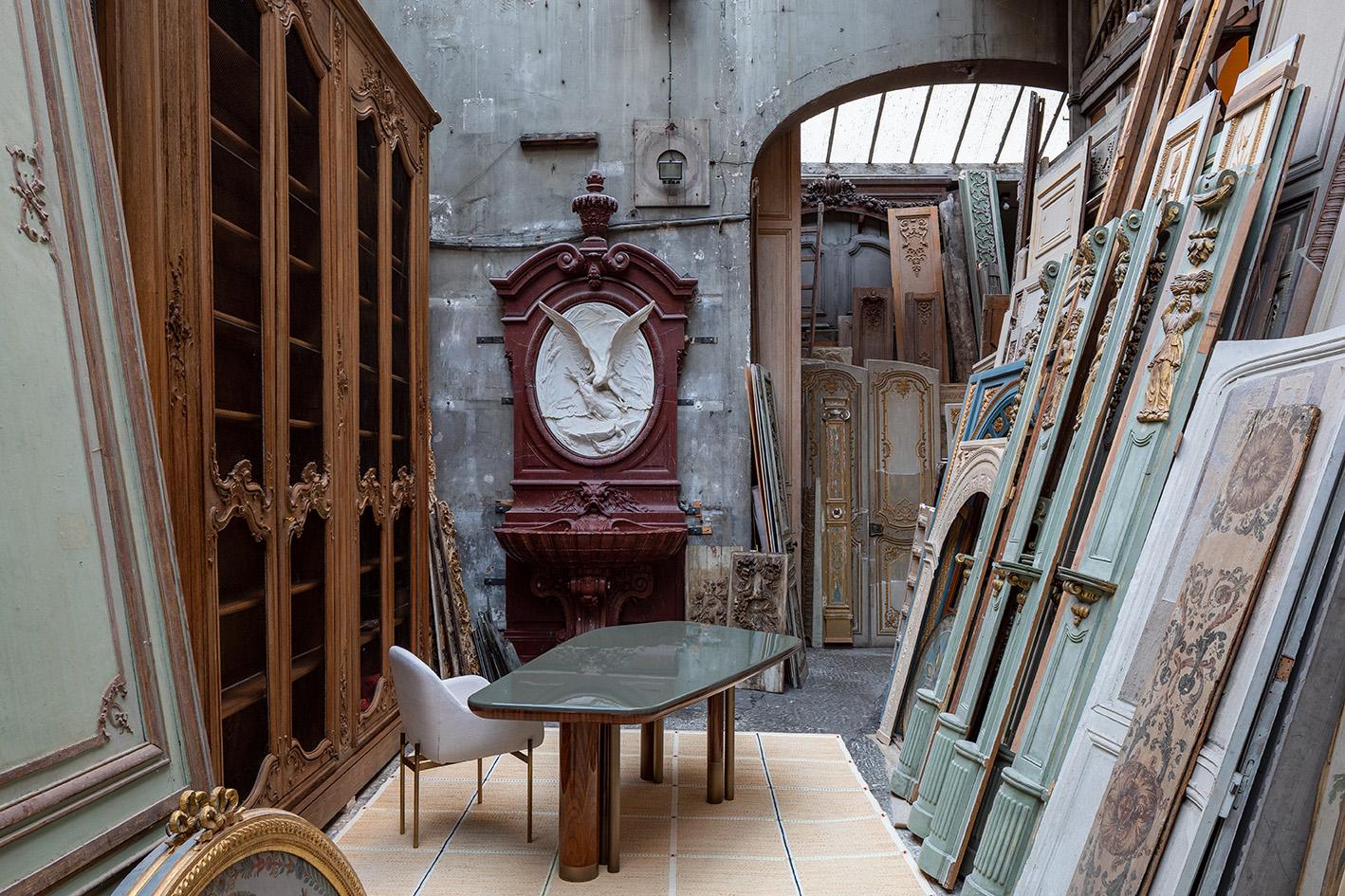 collection Latil chez Féau
